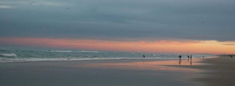 Stradbroke Island- Queensland Fishing