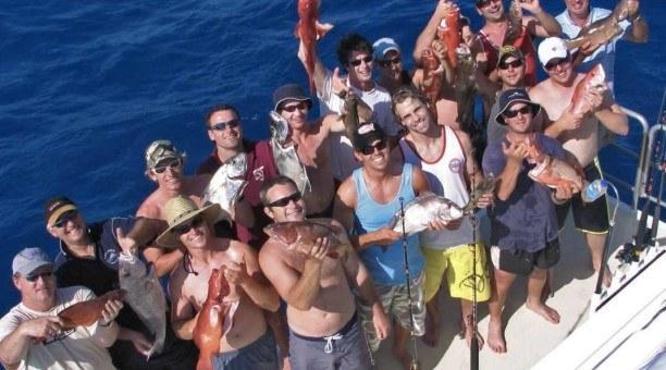 fishing Port Douglas, Queensland, Australia